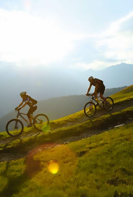 percorsi in bici val-dorcia