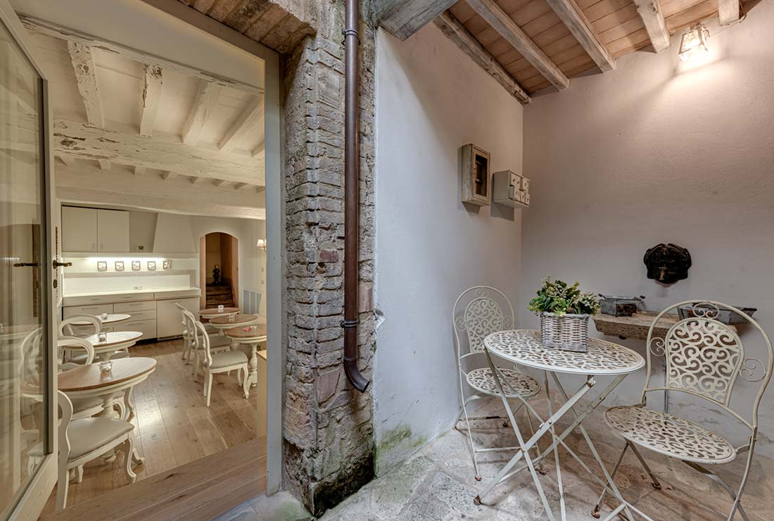 Albergo diffuso in Toscana