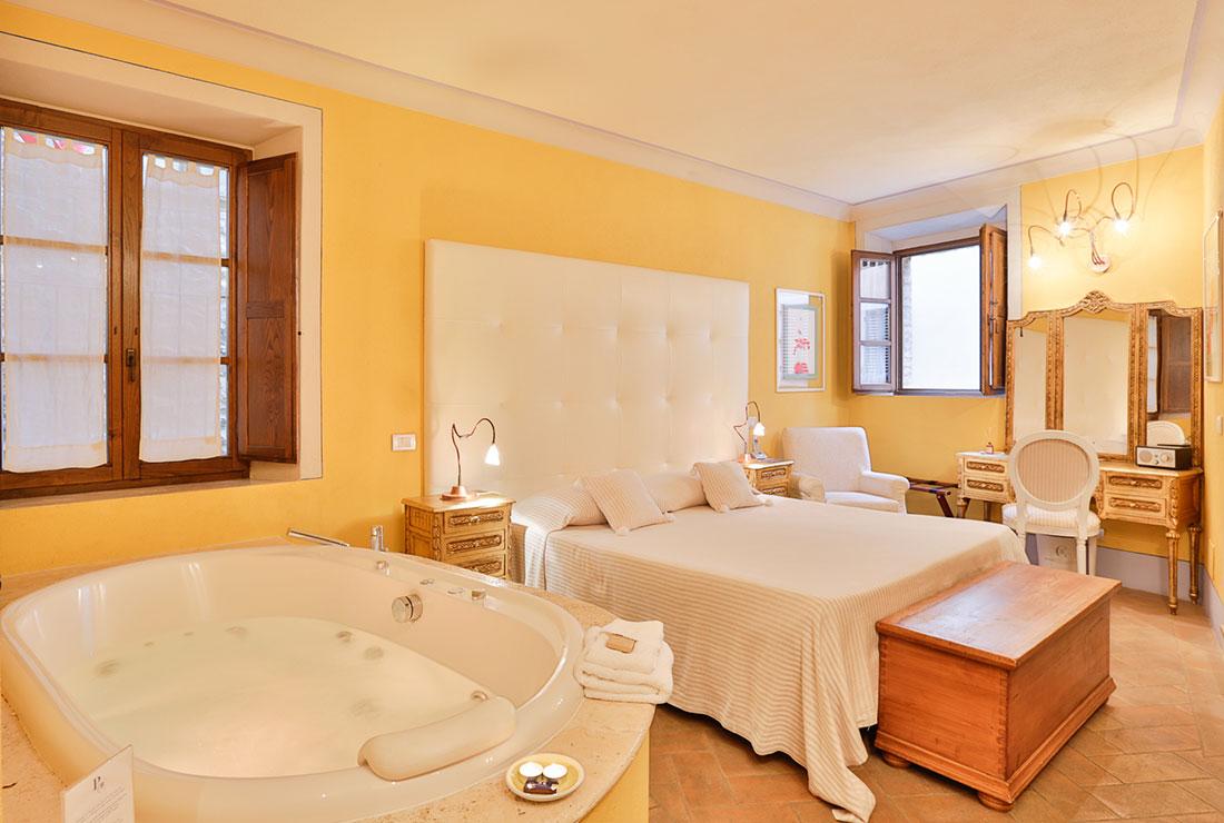 Borgo romantico in Toscana, per una vacanza in completo relax