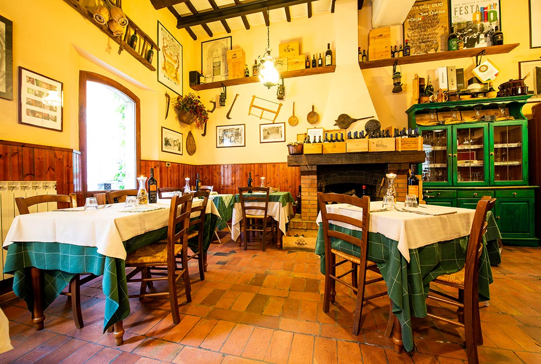 gourmet experience val d'orcia