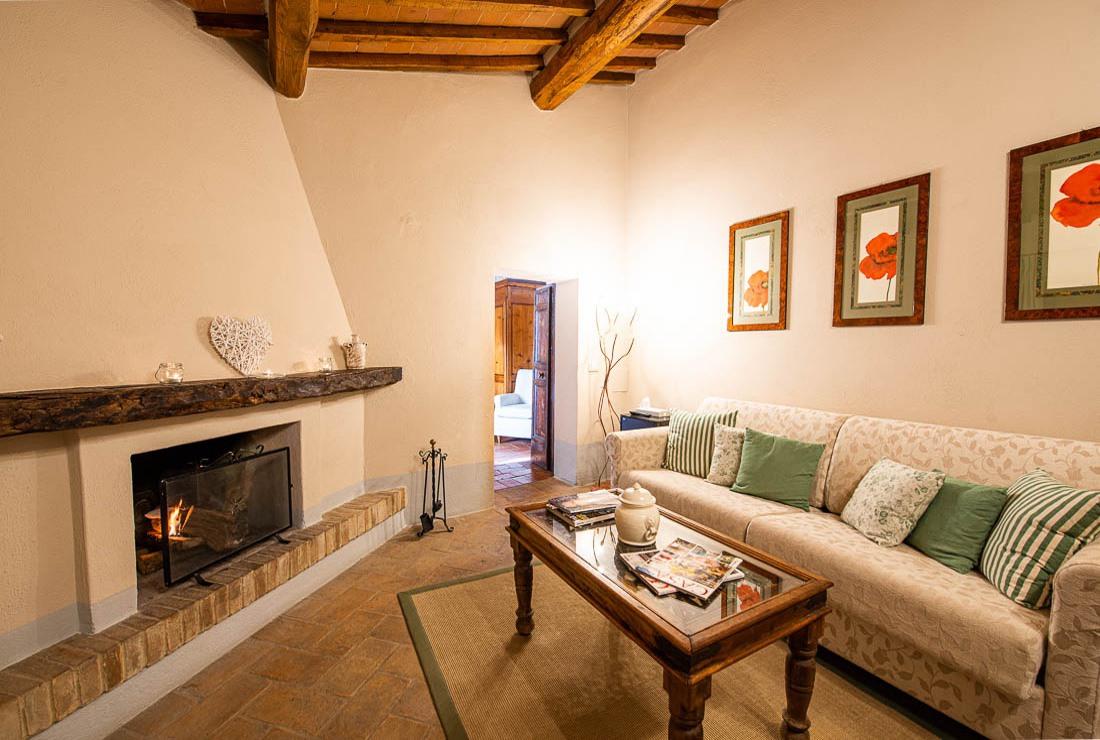 suite borgo medievale valdorcia