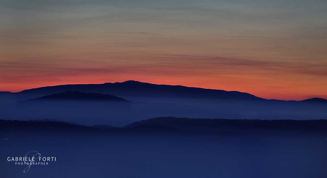 Bellezze d'inverno: scopriamo il Monte Amiata