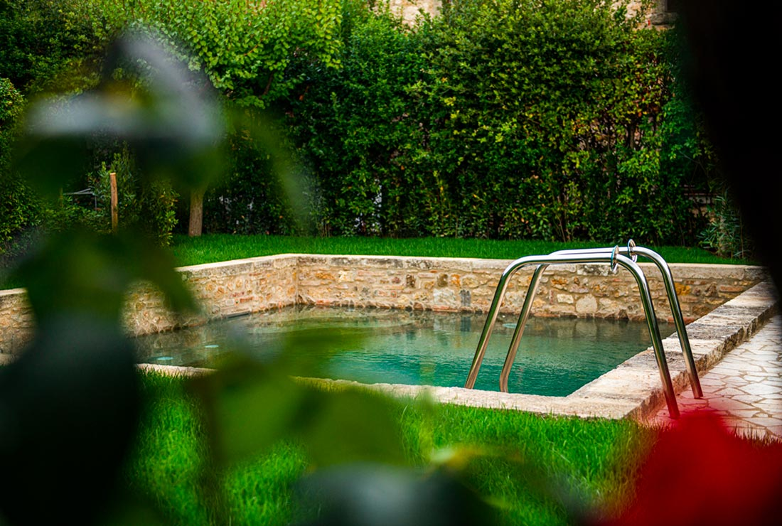 hotel with spa in Val d'Orcia