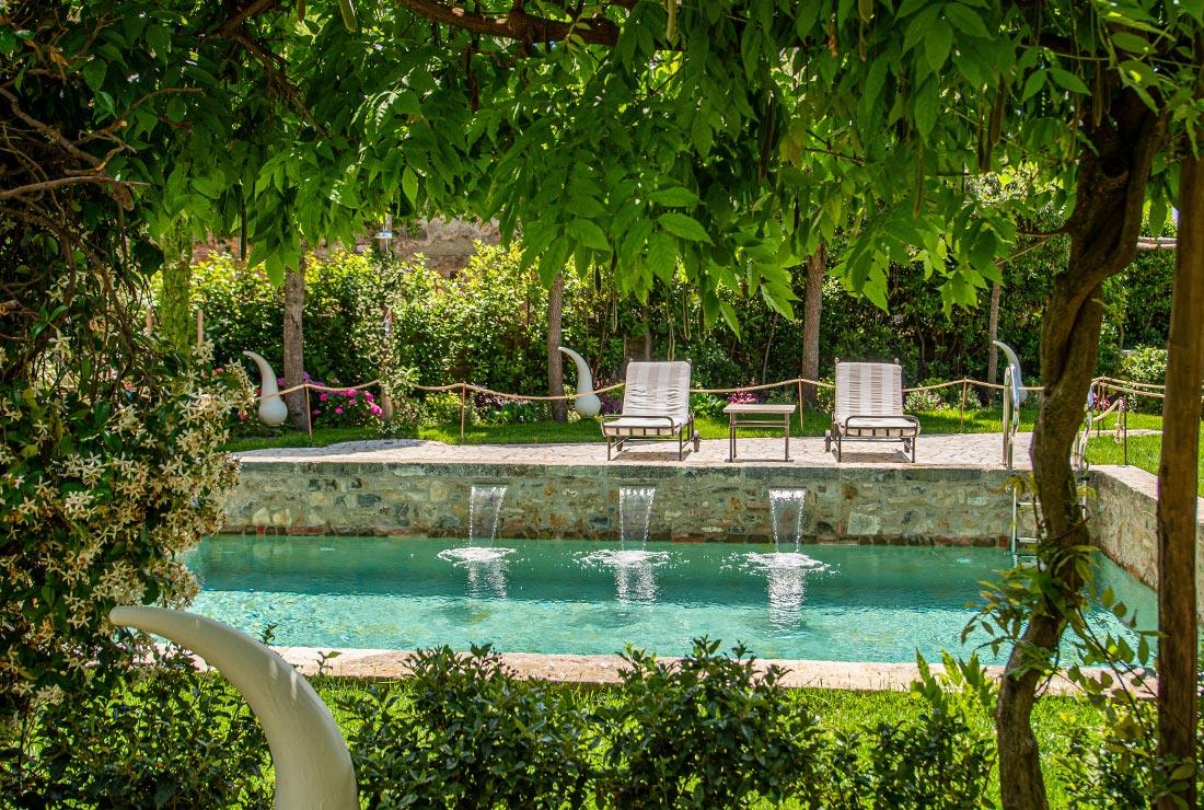 piscine hotel toscana