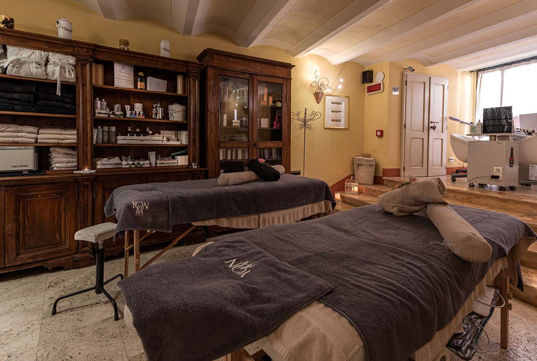 hotel benessere in val d'orcia